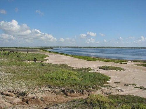 View of Laguna Madre, Arroyo Colorado