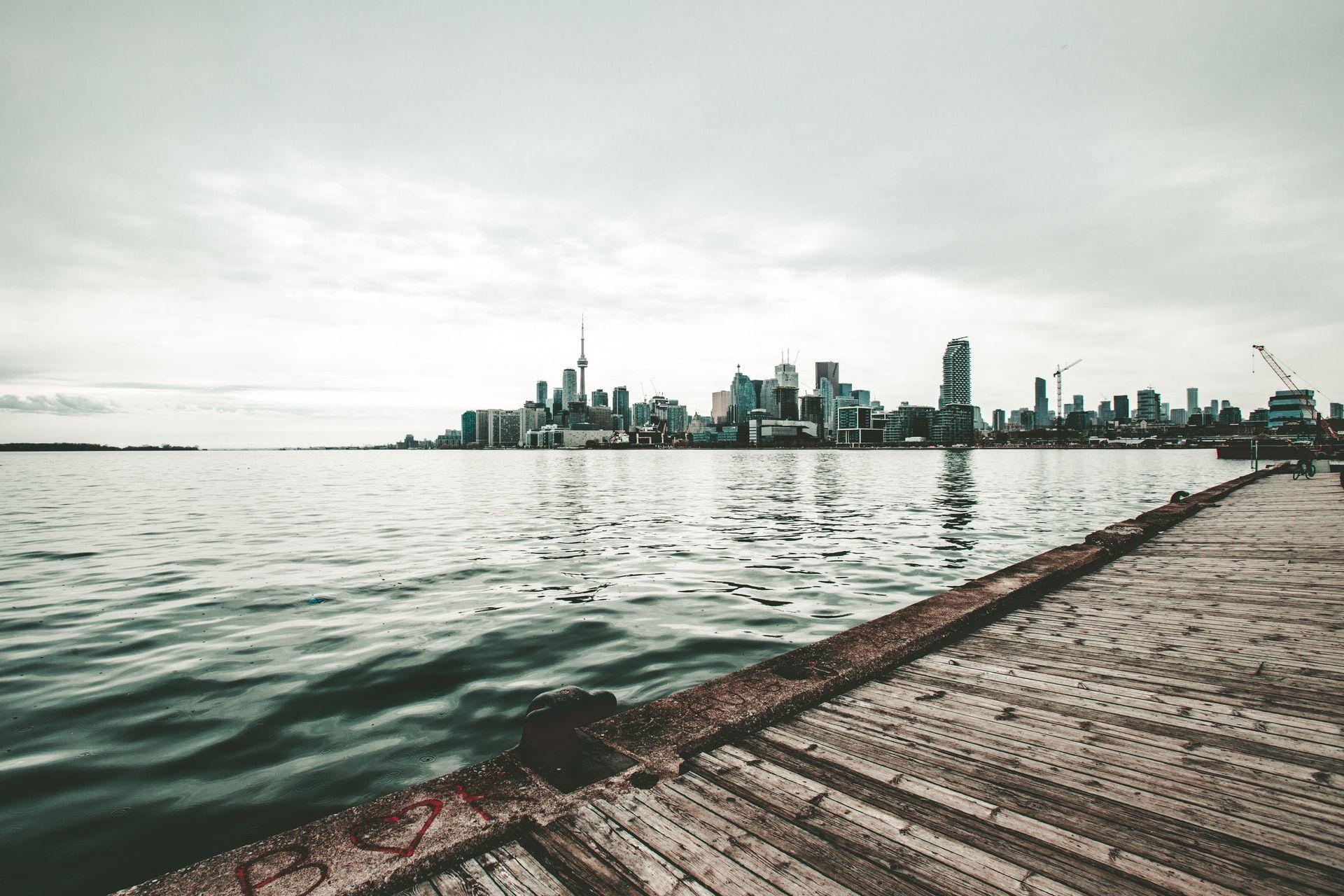 Lake Ontario Pier