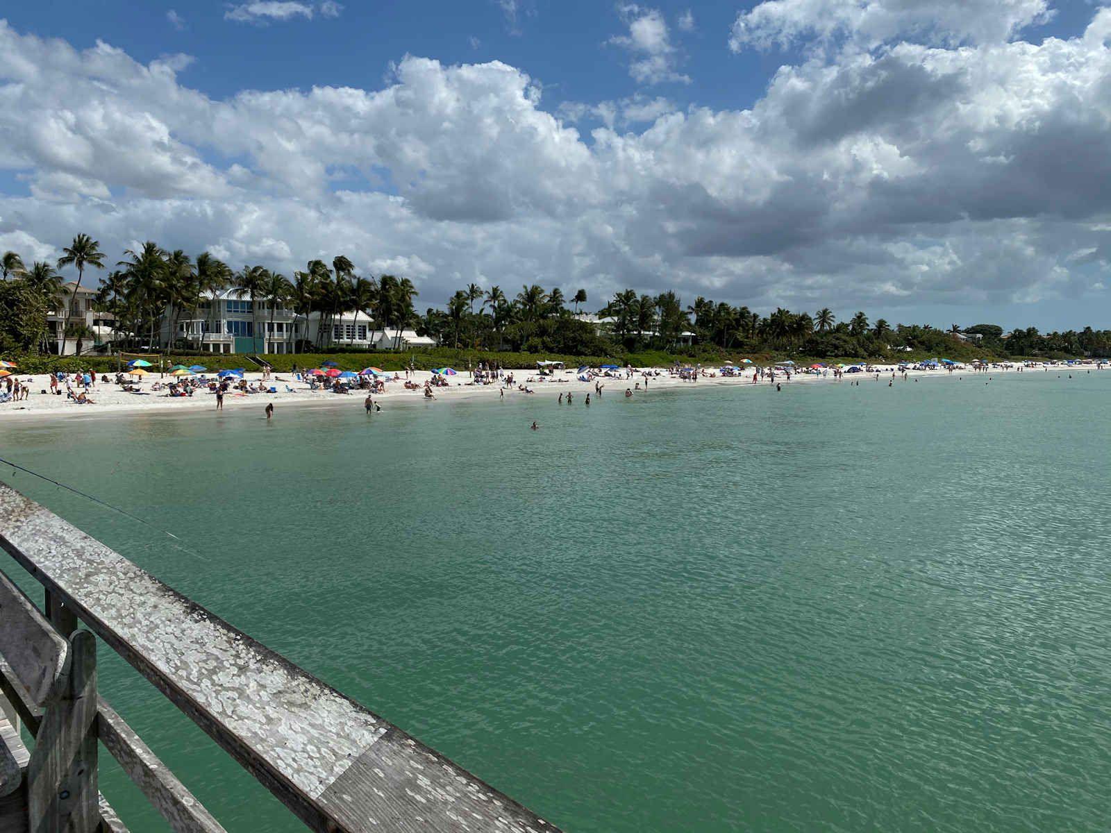 Naples Beach Pier