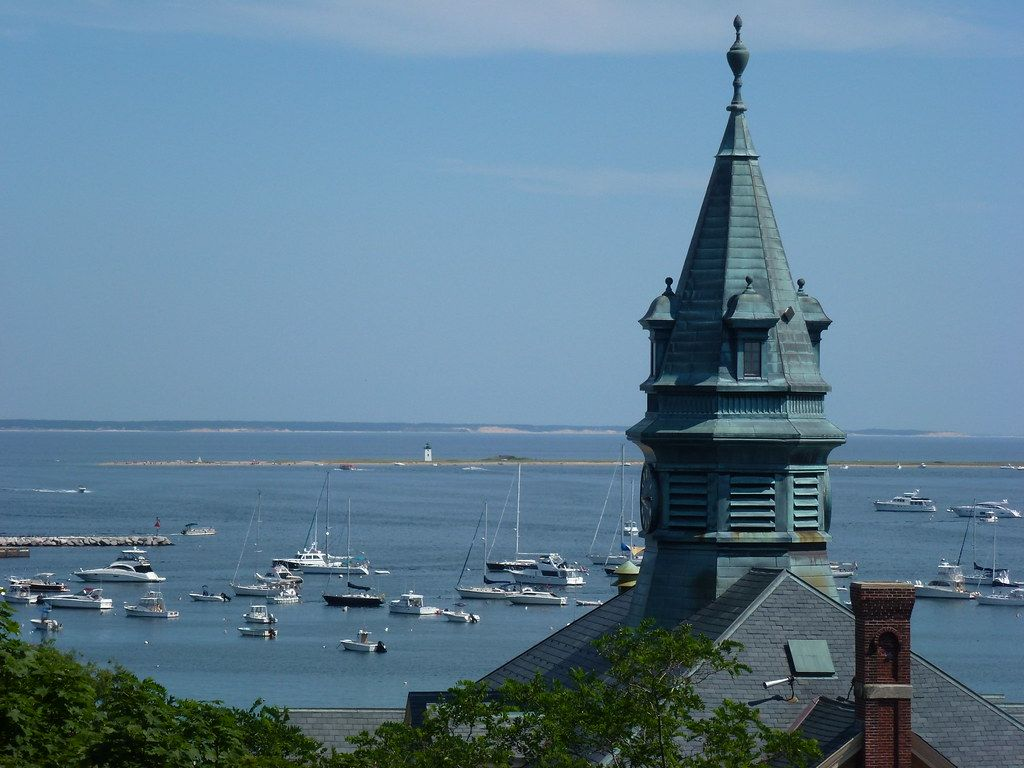 """""""View from Pilgrim Monument - Provincetown"""" by Massachusetts Office of Travel & Tourism is licensed under CC BY-ND 2.0"""
