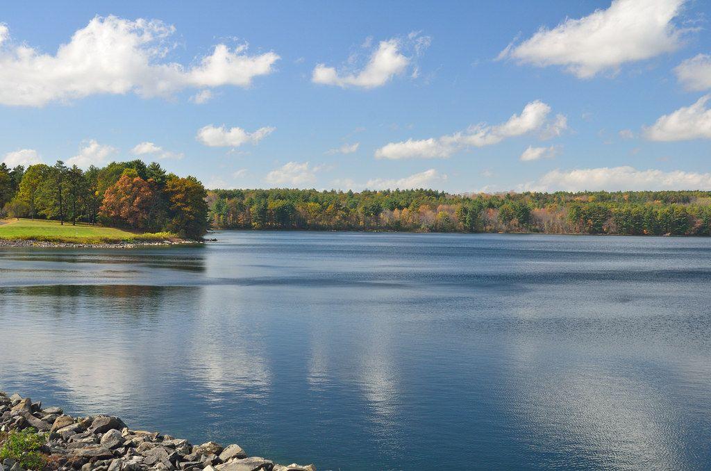 """Quabbin Reservoir"" by dadofliz is licensed under CC BY-ND 2.0"