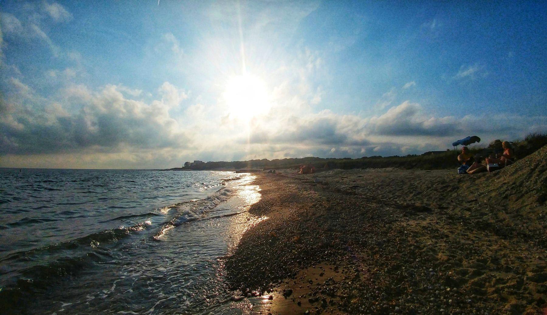 Menauhant Beach, Falmouth, MA