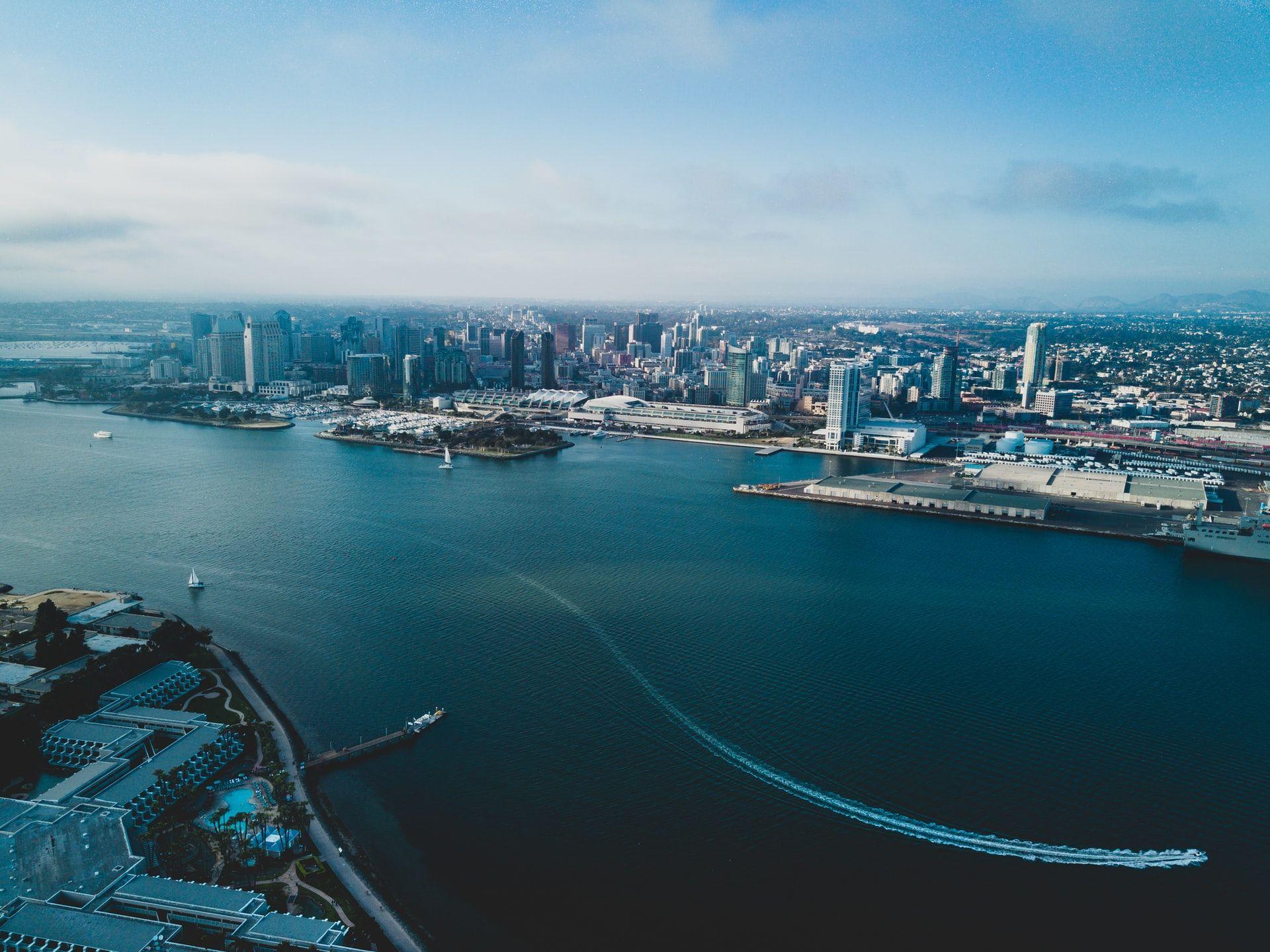 San Diego Bay CA