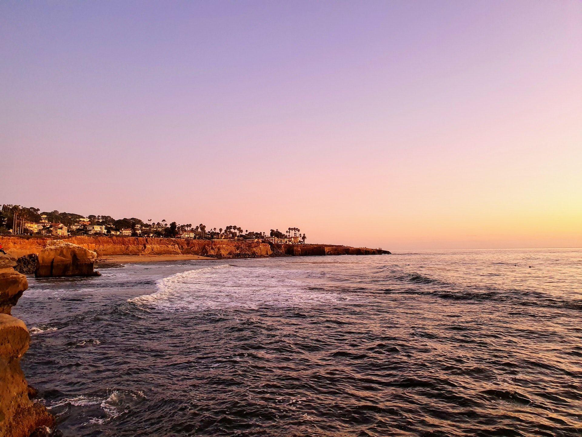 San Diego CA Coast
