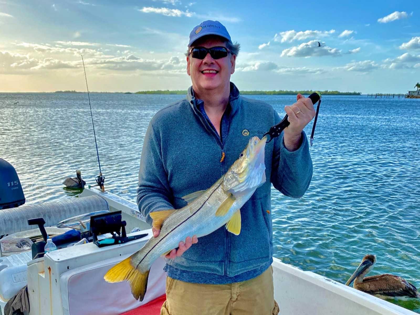 Sanibel Island Snook Fort Myers Fishing