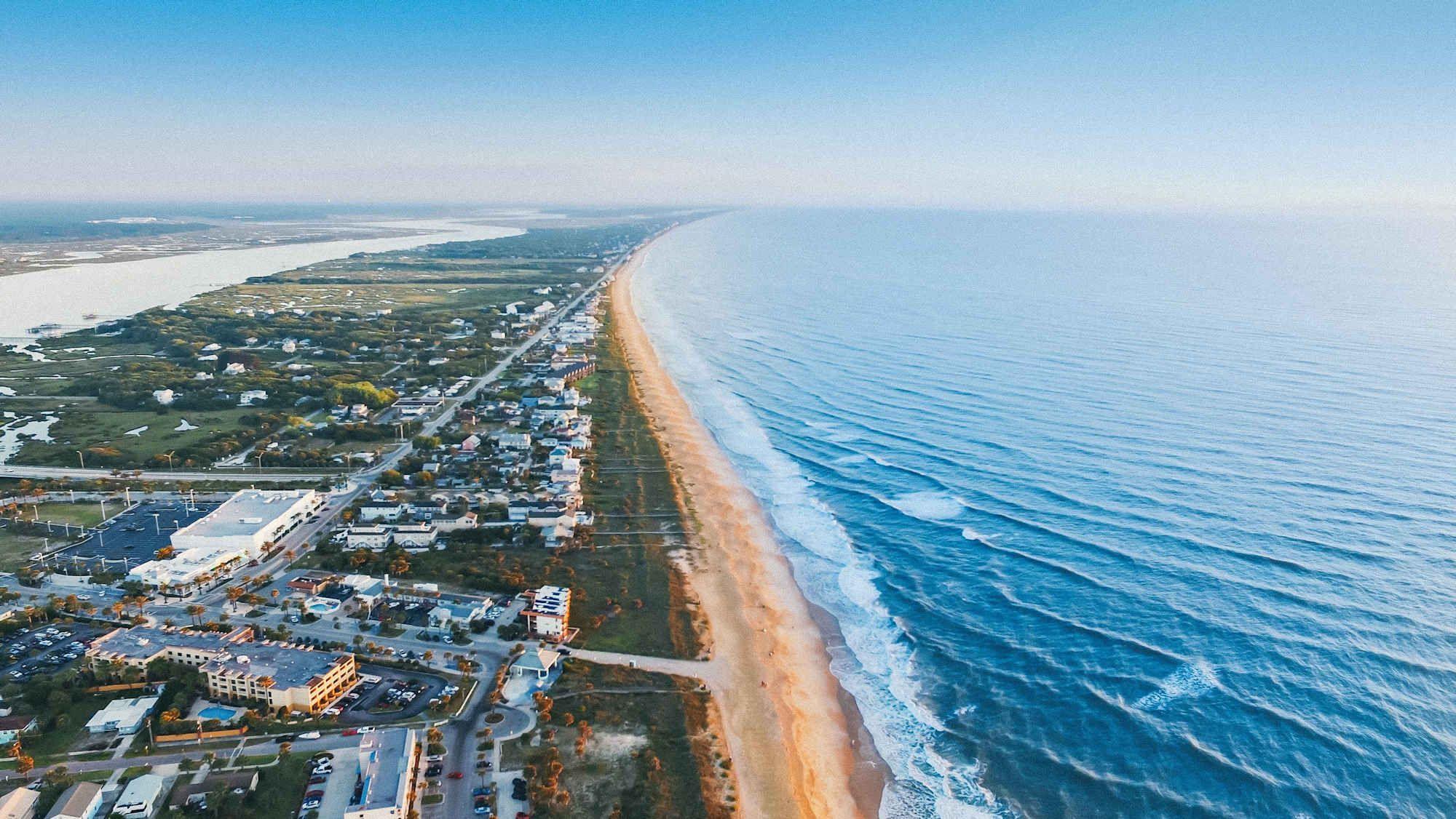 St. Augustine Florida Beaches