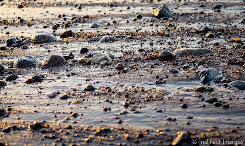 """""""Town Neck Beach at Sunrise"""" by Indirect Images is licensed under CC BY 2.0"""