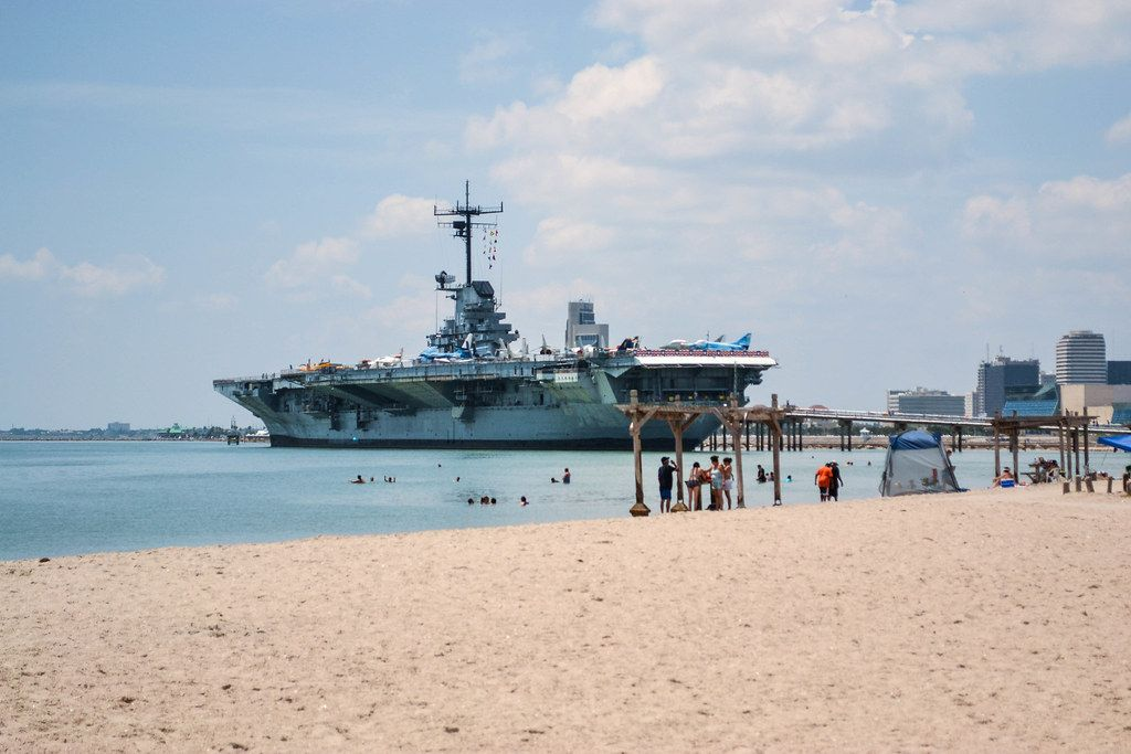 """""""USS Lexington Museum"""" by Sean Loyless is licensed under CC BY 2.0"""